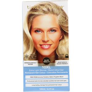 Тинтс оф Нэйчэр, Permanent Hair Color, Extra Light Blonde, 10XL, 4.4 fl oz (130 ml) отзывы покупателей