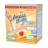 To Go Brands, Healthy To Go, Omega To Go, Creamsicle Orange Flavor, 24 Packets, 5.5 oz (156 g) (Discontinued Item)