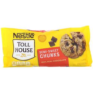 Нэстле Толл хаус, Semi-Sweet Chunks, 11.5 oz (326 g) отзывы