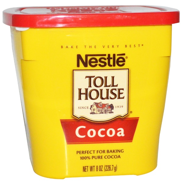 Nestle Toll House, Cacao, 8 oz (226.7 g) (Discontinued Item)