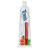 Tom's of Maine, Natural Antiplaue, Propolis & Myrrh Toothpaste,  Fluoride-Free , Cinnamint, 5.5 oz (155.9 g)
