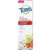 Tom's of Maine, 天然防蛀,蜂膠和沒藥牙膏,無氟,茴香,5.5 盎司(155.9 克)