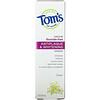 Tom's of Maine, Natural Antiplaque & Whitening Toothpaste, Fluoride-Free, Fennel, 5.5 oz (155.9 g)
