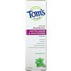 Tom's of Maine, Natural Fluoride-Free Antiplaque & Whitening Toothpaste, Spearmint Gel, 4.7 oz (133 g)