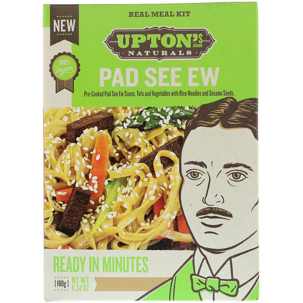 Upton's Naturals, Real Meal Kit, Pad See Ew, 6.34 oz (180 g) (Discontinued Item)