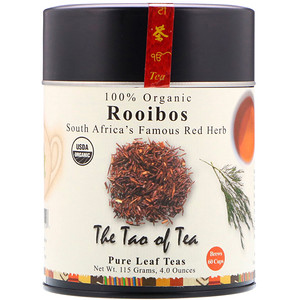 Зе Тао оф Ти, 100% Organic Rooibos, South Africa's Famous Red Herb, 4.0 oz (115 g) отзывы покупателей