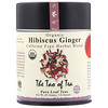 The Tao of Tea, Gengibre Hibisco Orgânico, Sem Cafeína, 3 oz (85 g)