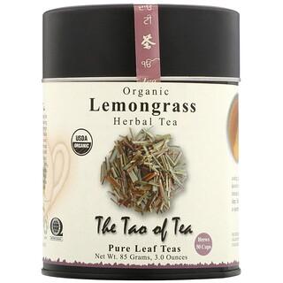 The Tao of Tea, Organic Herbal Tea, Lemongrass, 3.0 oz (85 g)