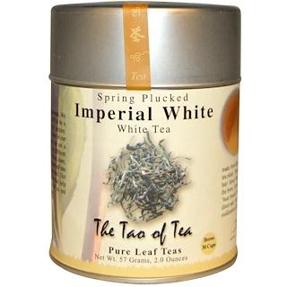 The Tao of Tea, Imperial White Tea, 2.0 oz (57 g)