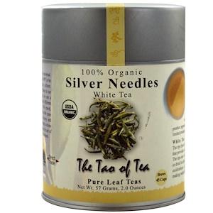 Зе Тао оф Ти, Silver Needles, White Tea, 2.0 oz (57 g) отзывы