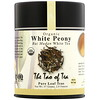 The Tao of Tea, Thé blanc Bai Mudan biologique, pivoine blanche, 57 g