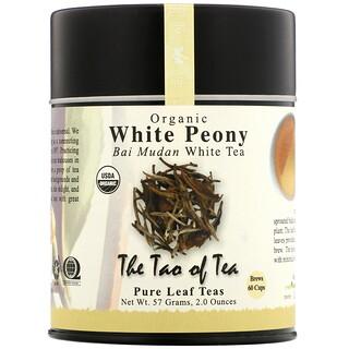 The Tao of Tea, 有機白牡丹茶,2.0 盎司(57 克)