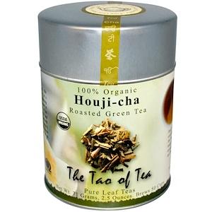 Зе Тао оф Ти, Organic Houji-Cha, Roasted Green Tea, 2.5 oz (71 g) отзывы