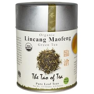 Зе Тао оф Ти, Organic, Green Tea, Lincang Maofeng, 4.0 oz (115 g) отзывы