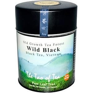 Зе Тао оф Ти, Wild Black, Pure Leaf Teas, 3 oz (85 g) отзывы