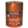 The Tao of Tea, Certified Organic, Vata-Dosha, Ayurvedic, Caffeine Free, 2.5 oz (72 g)