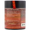 The Tao of Tea, Orgânico Certificado, Vata-Dosha, Ayurvédico, Sem Cafeína, 2,5 onças (72 g)
