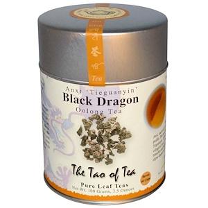 Зе Тао оф Ти, Oolong Tea, Black Dragon, 3.5 oz (100 g) отзывы