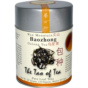 Зе Тао оф Ти, Baozhong, Oolong Tea, 2 oz (57 g) отзывы