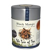 The Tao of Tea, Scented Black Tea Blend, Black Mango, 4 oz (115 g)