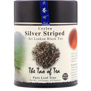 Зе Тао оф Ти, Sri Lankan Black Tea, Ceylon Silver Striped, 4.0 oz (114 g) отзывы