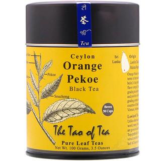 The Tao of Tea, セイロンブラックティー、オレンジペコ、3.5オンス(100g)