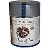 The Tao of Tea, 100% Organic Black Tea & Spices, 500 Mile Chai, 4.0 oz (114 g)
