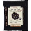 The Tao of Tea, Organic 500 Mile Chai, 15 Pyramid Sachets, 1.85 oz (52.5 g)