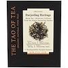 The Tao of Tea, Organic Darjeeling Heritage, 15 Pyramid Sachets, 1.32 oz (37.5 g)