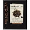 The Tao of Tea, Organic Oregon Mint & Tulsi, 15 Pyramid Sachets, 1.05 oz (30 g)