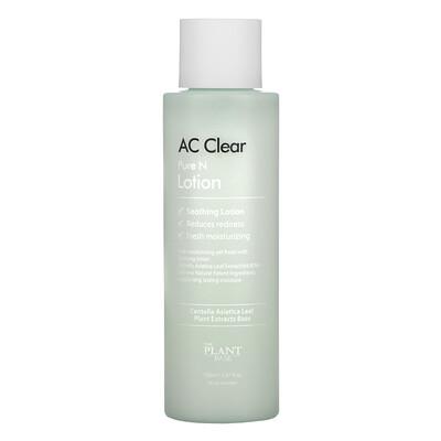 The Plant Base Лосьон AC Clear, Pure N Lotion, 150мл (5,07жидк.унций)