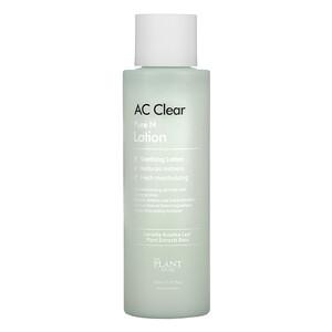 The Plant Base, AC Clear, Pure N Lotion, 5.07 fl oz (150 ml) отзывы