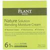 The Plant Base, Nature Solution, Blending Moisture Cream, 1.76 oz (50 g)