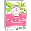Traditional Medicinals, Women's Tea, Organic Pregnancy Tea, Naturally Caffeine Free Herbal Tea, 16 Wrapped Tea Bags, .99 oz (28 g)