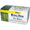 Trimedica, Vital Yew Tea Bags, 20 Count, 2 g Each (Discontinued Item)
