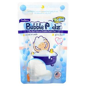 TruKid, Bubble Podz, Yum Berry,  8 Pods, (80 g)