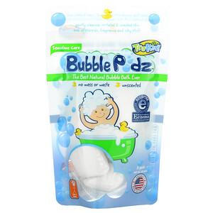 TruKid, Bubble Podz, Sensitive Care, Unscented, 8 Pods, (80 g)