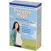 Three Lollies, Preggie Pops, Sour Fruit Flavors, 7 Lollipops (70 g)