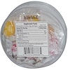 Three Lollies, Queasy Drops, Sugar Free, 21 Pieces