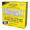 Trim-Maxx, A Premier Oriental Herbal Dieter's Tea for Men & Women, Lemon Twist, 70 Tea Bags, 5.90 oz (Discontinued Item)