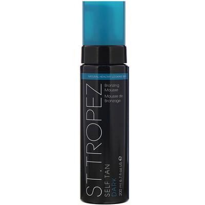 Купить St. Tropez Self Tan Bronzing Mousse, Dark, 6.7 fl oz (200 ml)