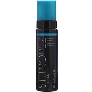 St. Tropez, Self Tan Bronzing Mousse, Dark, 6.7 fl oz (200 ml)