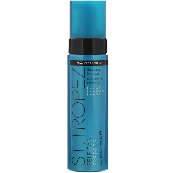 Self Tan Express Bronzing Mousse, 6.7 fl oz (200 ml)