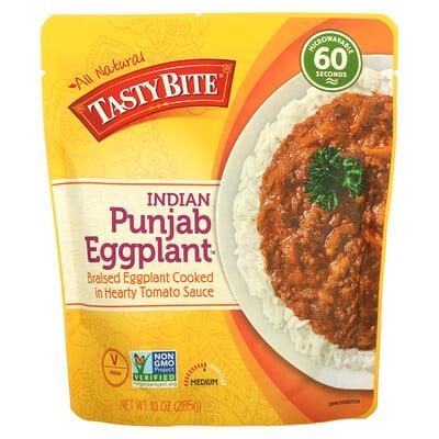 Tasty Bite Indian Punjab Eggplant, Medium, 10 oz (285 g)