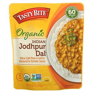 Tasty Bite, Organic Indian Jodhpur Dal, Mild, 10 oz (285 g)
