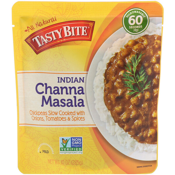 Tasty Bite, Indian, Channa Masala, 10 oz (285 g) (Discontinued Item)