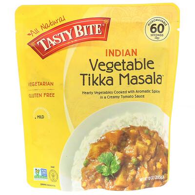 Tasty Bite Indian, Vegetable Tikka Masala, 10 oz (285 g)