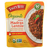 Tasty Bite, Organic Indian Madras Lentils, Hot & Spicy, 10 oz (285 g)