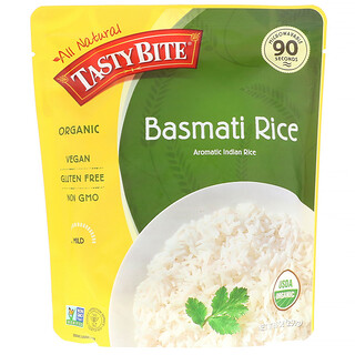 Tasty Bite, Organic, Basmati Rice, 8.8 oz (250 g)