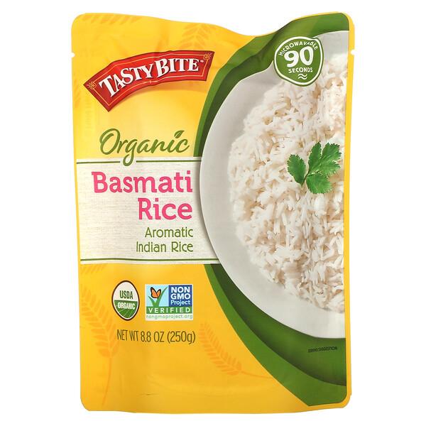 Organic, Basmati Rice, 8.8 oz (250 g)